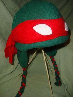 DIY Ninja Turtle Hat