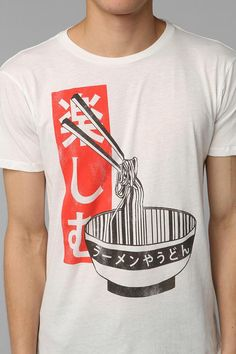 Noodles Tee #urbanoutfitters