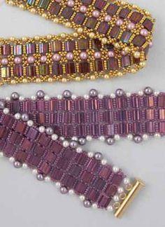 2 Bracelets pattern for sale