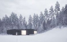 Magnificent Mirror Image Abodes - These Twin Houses by William O'Brian Jr. Are Minimalist and Modern (GALLERY)