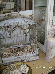 Awesome birdcage <3