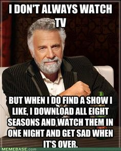 Downton Abby, Parks and Recreation, Strangers with Candy and Arrested Development