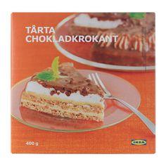 TÅRTA CHOKLADKROKANT Amandeltaart chocola & butterscotch IKEA