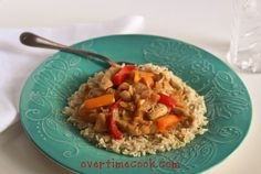 Honey Mustard Chicken and a review of Fresh and Easy Kosher Cooking