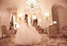 Just Bee Fashion: Inbal Dror 2012 Spring Bridal Collection #weddingdress #nutcrackerweddinginspiration