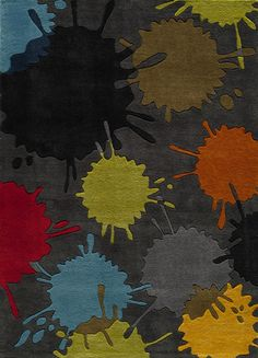 Lil Mo Hipster 9GRY – via @nwrugs #loveofrugs