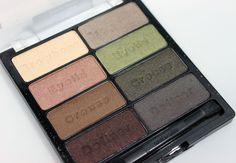 Wet n Wild 8 Eyeshadow Palettes in Comfort Zone <3. #makeup