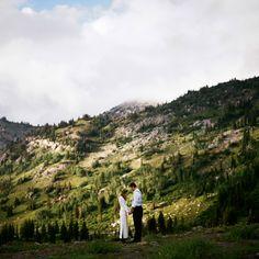 Utah Mountain Engagement