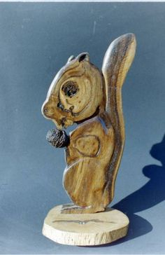 NUTS by woodenknotart for $60.00