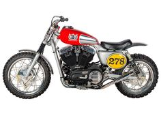 Shaw Speed & Custom XL1200 Cross