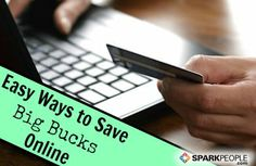 9 Websites That Can Save You Money | via @SparkPeople #budget #coupon