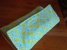 DIY changing pad