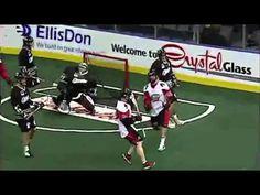 Washington Stealth at Edmonton Rush Game Recap 1/25/13