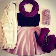 Fancy outfit
