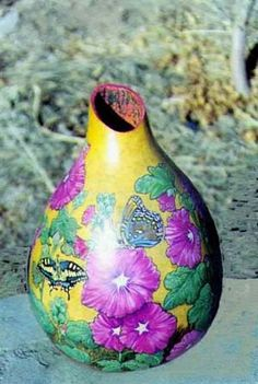 Free Gourd Patterns To Print | Subscribe to free Email Newsletter
