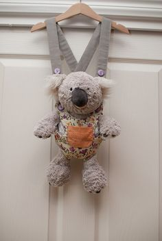 Bear Carrier from Little Things to Sew