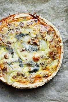 Ma quiche poire from