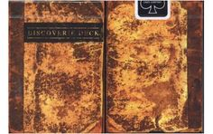Discoverie Deck Playing Cards. $9.95. #playingcards #poker #Games #magic