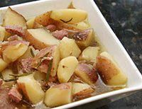 Crockpot Potatoes With Country Ham