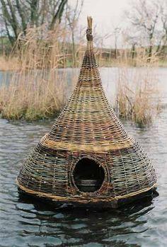 duck house.....