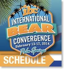 International Bear Convergence 2014 promises to be one of the biggest SPEEDO BEAR POOL PARTIES ever held! Feb 13-17th in Palm Springs California