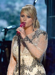 Miranda Lambert performs on the 55th Annual GRAMMY Awards