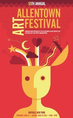 Allentown Art Festival, Buffalo, NY