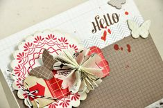 card by @Dawn Cameron-Hollyer McVey using our CLASSIC CALICO line + stamp sets