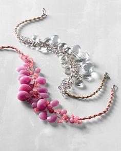 shoes, cotton, chan luu, dramas, necklaces, stones, accessories, cords