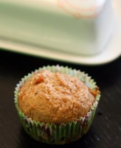 Coconut & Lime: Sweet Potato Muffins