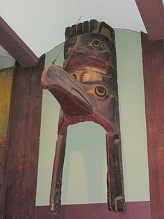 NW Coast Indians, American Museum of Natural History by Ange's photos, via Flickr