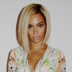 Beyonce's new do.  Love it!