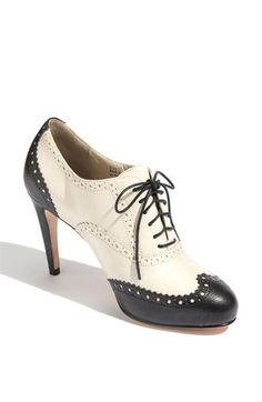 I have shoes like this but they are all black!