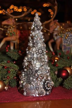 Jewelry Tree 3D