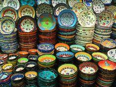 turkish crockery