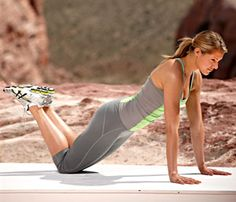 Shed 14 pounds in just 4 weeks! This is the only plan you'll need to shape up for spring :-) #workout