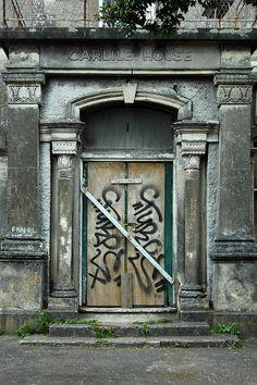 Forbidden Door ~ 84-90 Richmond Rd [Auckland, New Zealand]