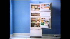 1987 - National Refrigerator 樂聲牌雪櫃 National Refrigerator