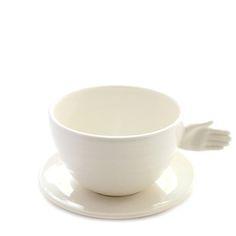 Little hand tea cup. www.babasouk.ca