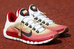Nike Free Trainer 5.0 'Jerry Rice'