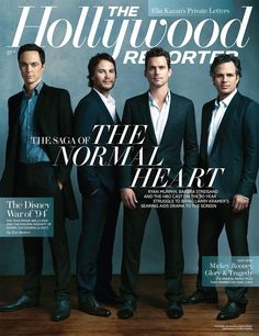 HBO The Normal Heart.....most heartbreaking   movie ever...get ready to cry