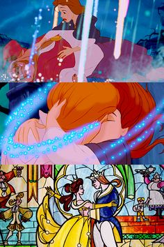 - Beauty and the Beast