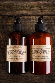 Organic Shampoo and Conditioner Kit | Bumble & Co.