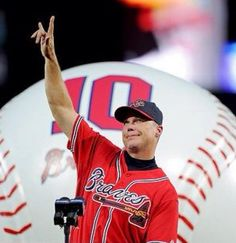 Thank you Chipper Jones.