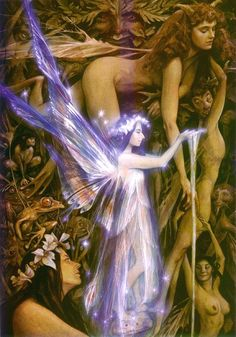 by Brian Froud