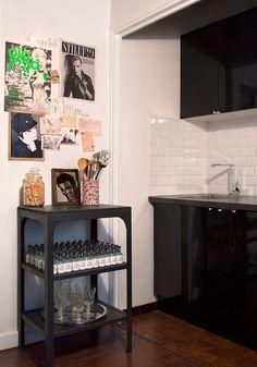 B mini kitchen for small studio
