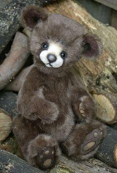 bear repeat, teddi bear, bears, ador teddi, beari special, artist bear, oclock bear, three oclock, album huggin