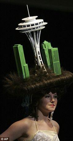 Crazy Hats and Headdresses