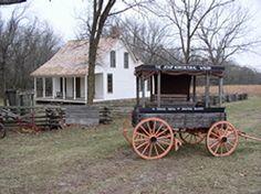 George Washington Carver National Monument, Diamond, Missouri