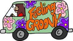 memori, hippi van, 60s 70s, hippi peac, groovi bus, art, year, feel groovi, feelings